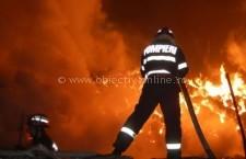 Incendiu la Biserica din localitatea Gâldău, comuna Jegălia