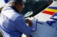 Amenzi de 249.450 lei, aplicate de polițiștii călărășeni săptămâna trecută