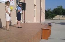 Activităţi preventive, desfăşurate de poliţiştii călărășeni, înainte de plecarea elevilor în vacanţă