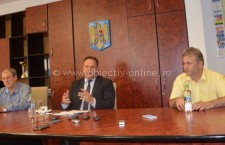 Cei doi vicepreședinți ai CJ Călărași și-au preluat atribuțiile/Care sunt acestea