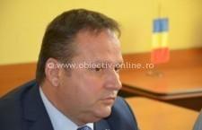Vasile Iliuță este noul președinte al Consiliului Județean Călărași