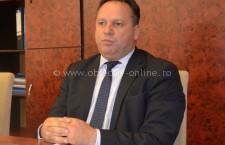 Priorităţile noului preşedinte al CJ Călăraşi, Vasile Iliuţă: Spitalul şi Prefectura