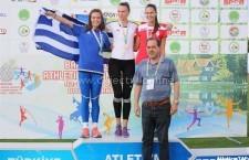 Atletism/Alexandra Mihai, campioană balcanică