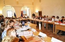 Ședința extraordinară de constituire a Consiliului pentru Dezvoltare Regională Sud Muntenia