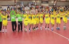 Handbal/Prezentarea lotului AHC Dunărea pentru noul sezon 2016-2017