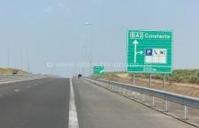 Autovehiculele comerciale cu masa mai mare de 3,5 tone au restricții pe Autostrada Soarelui în weekend