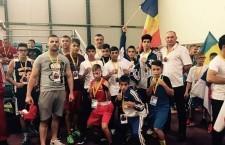CSM Călărași/Sportivul Tavi Dobre participă la Campionatul European de Cadeți din Croația