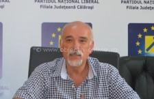 Răducu Filipescu recunoaște că în ultimii trei ani nu a făcut nimic în județul Călărași