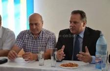 Vasile Iliuță, președintele CJ Călărași, caută soluții pentru scăderea numărului de copii care cresc în mediu instituționalizat