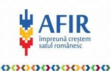 AFIR va primi cereri de finanţare a investiţilor neagricole din zona rurală