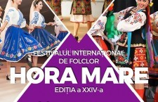 """Astăzi începe Festivalul Internaţional de Folclor """"Hora Mare""""/Care este programul recitalurilor"""