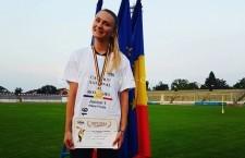 Atletism/Alexandra Mihai a obținut încă o medalie de aur