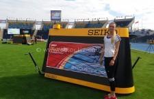 Atletism/Călărășeanca Alexandra Mihai la Campionatul Mondial U20