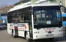 Primăria Călărași și Alitrans Com au încheiat un contract pentru transportul de persoane/De astăzi Primăria va subvenționa prețurile la bilete și gratuitățile