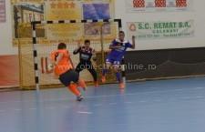 Futsal Liga I/Care este programul turului care se va încheia pe 12 noiembrie
