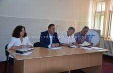 """Președintele CJ, Vasile Iliuță: """"Sănătatea va rămâne domeniul prioritar pentru Consiliul Județean Călărași"""""""