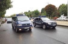 Jandarmii călărășeni au colaborat cu lucrătorii silvici pentru combaterea furtului de lemne