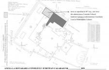 Primăria Călărași va primi, în sfârșit, terenul pentru extinderea parcării din fața instituției