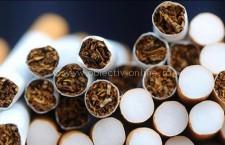 Călărași/Aproximativ 2.000 de ţigarete confiscate de poliţişti