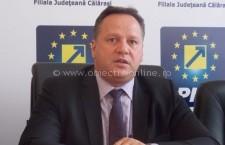 Problemele Spitalului Călărași pe masa Ministerului Sănătății/Președintele CJ, Vasile Iliuță a mers la Minister