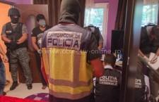 Budești/Grupare infracțională reținută în baza unor mandate europene de arestare
