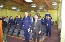 Avansări în grad la Inspectoratul de Poliţie Judeţean Călăraşi