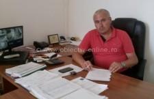 Florin Belu este primarul interimar al Comunei Unirea