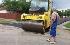 Serviciul Public Pavaje Spații Verzi a început asfaltarea străzilor