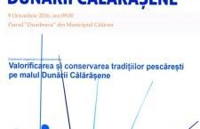 9 octombrie/Festivalul Dunării Călărășene – ediţia a III-a