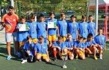 Hestia Juniors Cup Călărași și-a desemnat câștigătorii