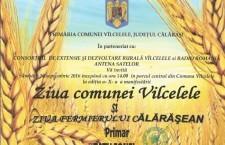 10 septembrie – Ziua Fermierului Călărășean/Comuna Vâlcelele se pregătește de sărbătoare