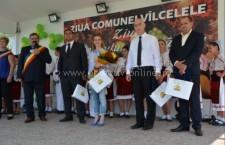 Ziua Comunei Vâlcelele 2016/Campionii au urcat pe scena de la Vâlcelele