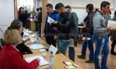 49 de absolvenți selectați pentru a ocupa un loc de muncă și alți 4 tineri încadrați pe loc, la bursa organizată de AJOFM Călărași