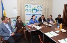 Simona Vlădica și Cristian Sefer deschid listele la PMP Călărași