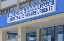 Posturi scoase la concurs de Spitalul Județean de Urgență Călărași