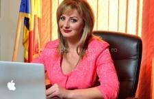 """Roxana Paţurcă: """"Pentru mine este foarte important ca la sfârşitul mandatului să pot prezenta, cu mândrie, în faţa călărăşenilor, toate proiectele pe care am reuşit să le realizăm"""""""