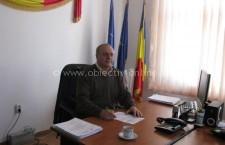 """Victor Manea: """"Cu două luni înainte de finele anului, taxele şi impozitele au fost colectate în procent de 80% în comuna Lupşanu"""""""