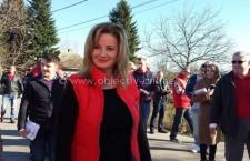 """Roxana Paţurcă (PSD): """"Dorim creşterea pensiei minime garantate până la suma de 640 de lei în anul 2018, creşterea punctului de pensie de la 871 de lei până la 1.400 de lei în anul 2020"""""""