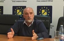 Filipescu este convins că PNL va câştiga 3 mandate de deputat