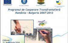 Călărași/Ieri a avut loc Conferinţa anuală a Programului Interreg V-A România-Bulgaria