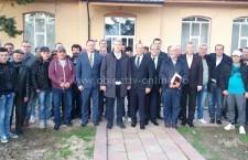 Cătălin Predoiu a început seria întâlnirilor cu reprezentanții administrațiilor locale călărășene