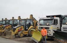 1 milion de lei din fondul de rezervă pentru deszăpezirea municipiului Călărași