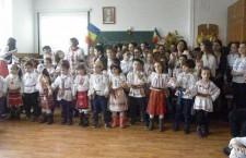 """""""La mulți ani, România!""""- eveniment extrașcolar desfășurat la Școala ,,Mircea Vodă"""" Călărași"""