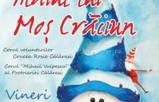 Crucea Roșie Călărași/Alaiul lui Moş Crăciun vine în Călăraşi! – spectacol caritabil