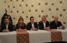 Eugen Teodorovici, întâlnire cu mediul de afaceri din Călăraşi