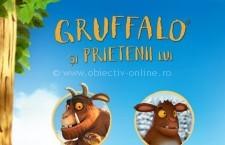 Program Cinema de vacanță/ În perioada 27 noiembrie – 29 decembrie va rula filmul Gruffalo și prietenii lui