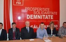 """Ciprian Pandea, președinte interimar PSD: """"Mulţumesc tuturor călărăşenilor care au votat PSD, dar şi tuturor celor care au făcut posibil ca PSD să aibă rezultate remarcabile în Călăraşi"""""""