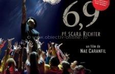 """Actrița Maria Obretin vine acasă la Călărași să prezinte filmul """"6,9 pe scara Richter"""" în regia lui Nae Caranfil"""