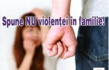 Violența domestică, în atenția polițiștilor călărășeni