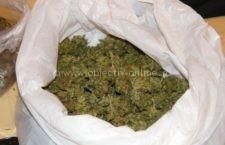 Trafic de droguri la Oltenița/Doi bărbați au fost reținuți